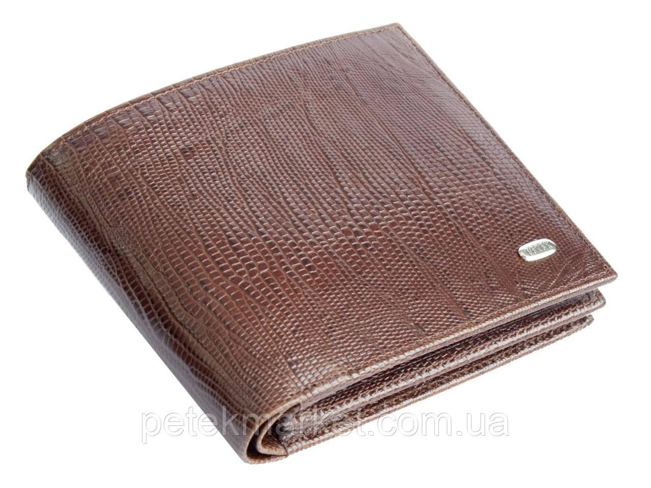 Кожаное мужское портмоне Petek 226