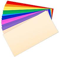 Конверт цветной СКЛ, DL, 80г/м2