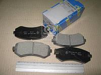 Колодка торм. NISSAN LAUREL C33 (-ABS), MAXIMA A31 (-ABS),SILVIA FRONT (пр-во MK Kashiyama) D1116M