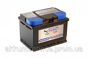 Аккумулятор автомобильный Vipiemme Top Energy 60AH R+ 530A