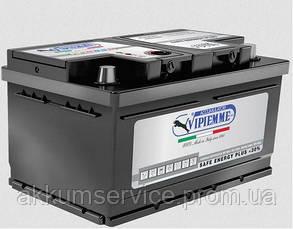 Аккумулятор автомобильный Vipiemme Safe Energy 60AH R+ 530A