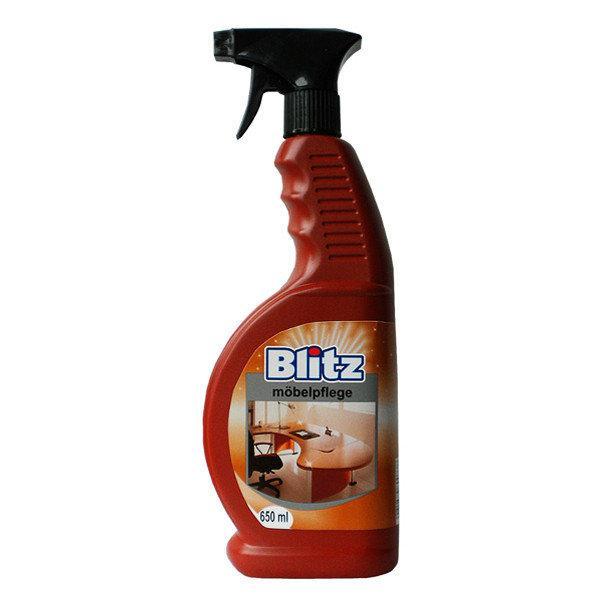 Поліроль  для меблів BLITZ 650 мл.