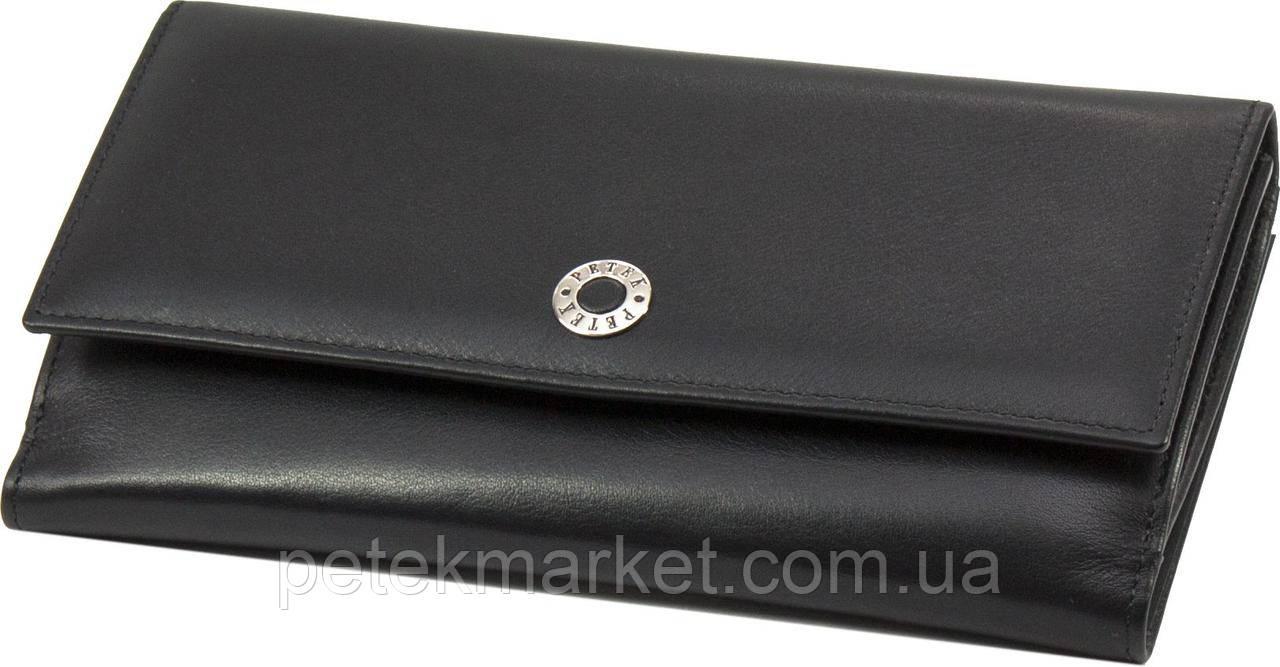 Кожаный женский кошелек Petek 405-000-01