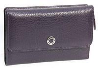 Женское портмоне PETEK 422 Сиреневый (422-46BD-51)