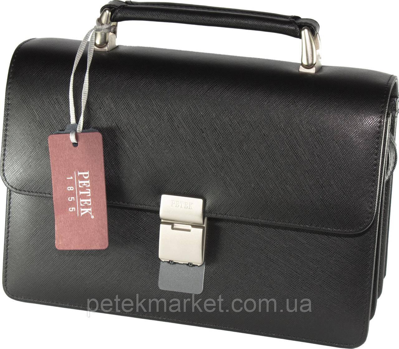 Барсетка PETEK 759 Черный (759-283-01)