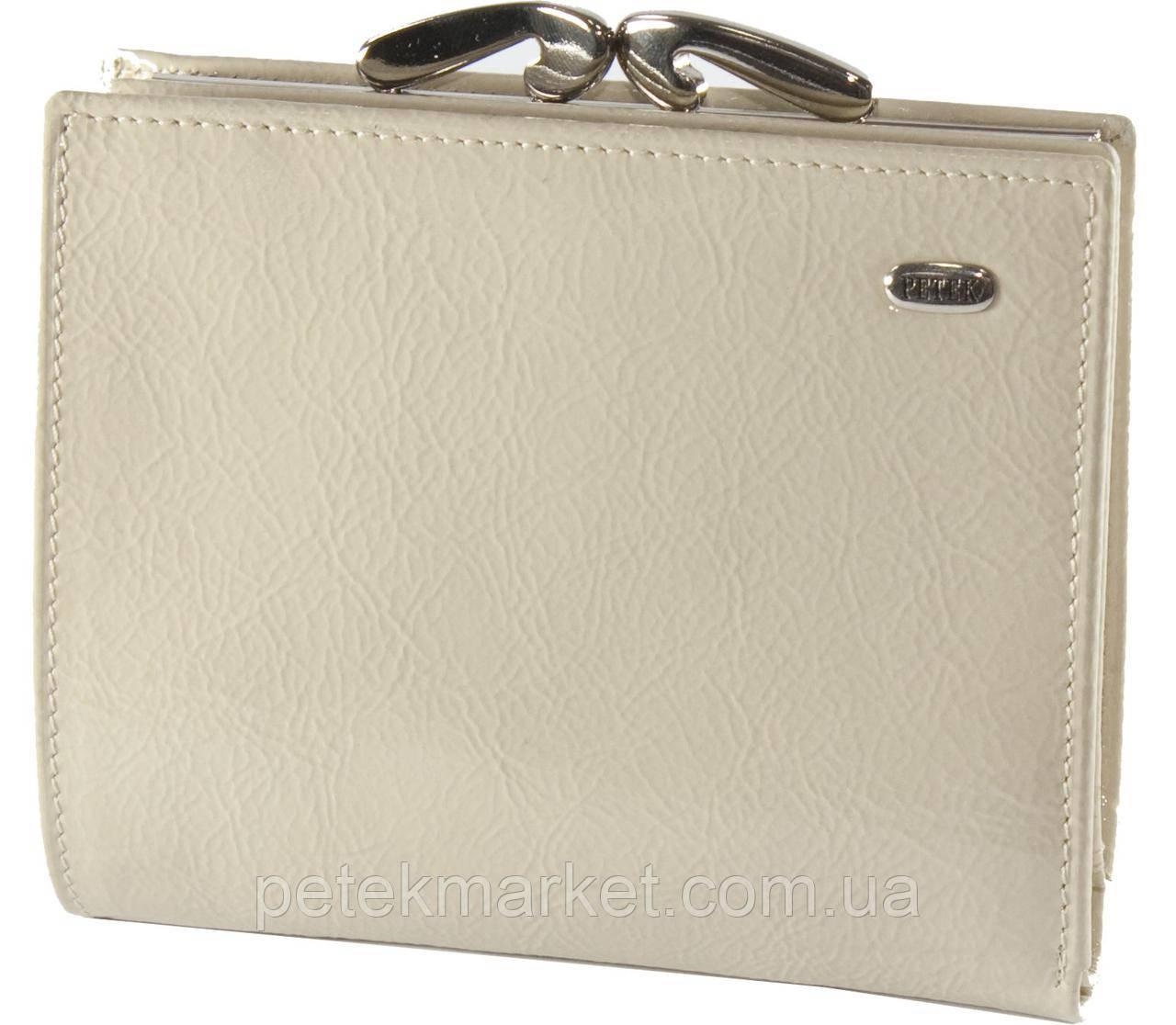 Кожаный женский кошелек Petek 2336