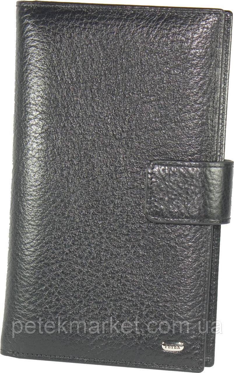 Кожаное мужское портмоне Petek 2394