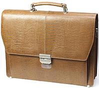 Портфель мужской PETEK 799 Коричневый (799-041-13)