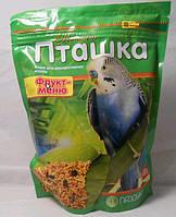 Корм для попугаев Пташка Фрукт-меню (600 г)