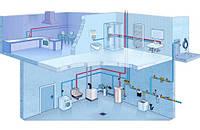 Монтаж систем централизованного водоснабжения