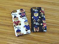 Пластиковый Айфон,  Чехол iPhone 6\6s DICK BEAR