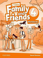 Family & Friends4  2nd Edition: Workbook