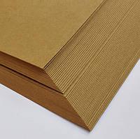 Крафт картон крафтлайнер, 65х90 см, 400 г/м2