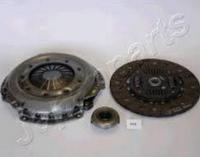 Комплект сцепления, с выжимным подшипником Chrysler Voyager 4856173 ASHIKA
