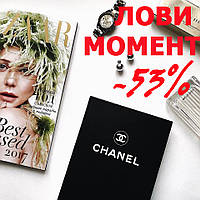 Ежедневник Chanel СКИДКА -53% ХИТ 2018! Блокнот-книга!