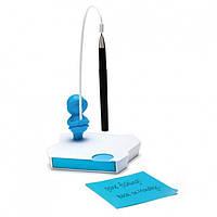 Держатель для ручки и блок для записей Eskimemo Peleg Design, фото 1