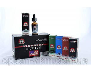 Жидкость для Электронных сигарет Starbuzz 30ml (E-hose)