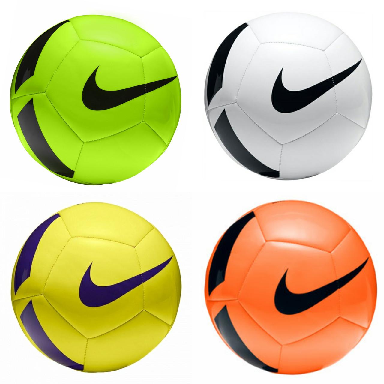Мяч футбольный Nike Pitch Team 699d1ff14d9bf