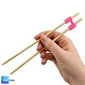 Держатель для суши палочек, Цветные, 100шт/уп