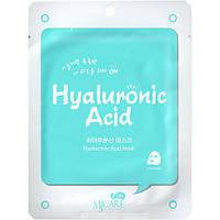 Тканевая маска с гиалуроновой кислотой  MJ Care Hyaluronic Acid Essence Mask