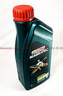 Масло моторное полусинтетика 1л Castrol 10W-40 Magnatec