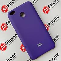 Чехол-бампер Purple для Xiaomi Redmi 4X, фото 1