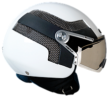 Шлем Nexx X60 Air летний white shiny, L