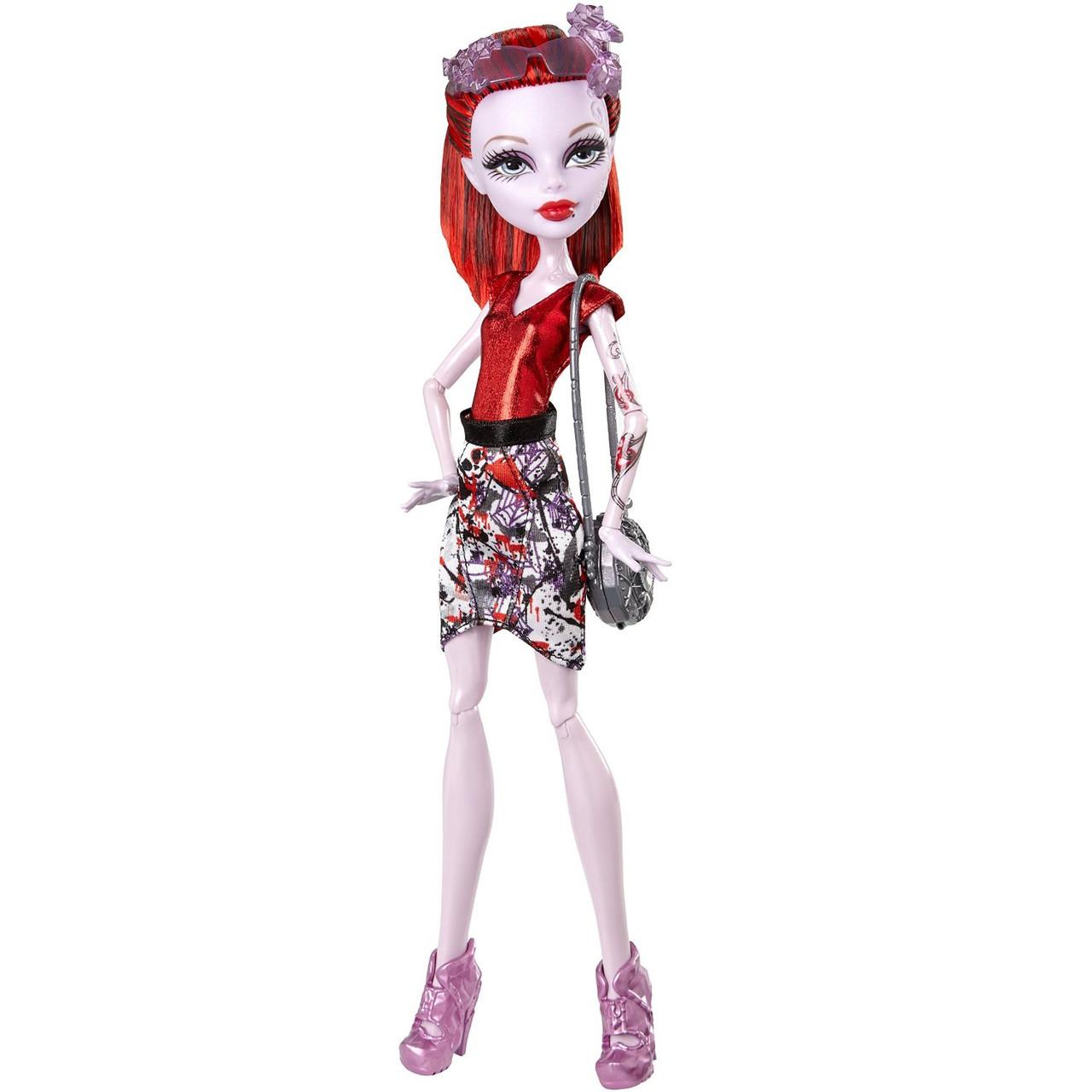 П,Кукла Monster High Boo York Бу Йорк Оперетта