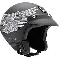 "Шлем Nexx  X60 EAGLE RIDER Black/Silver  ""L"", арт. 01X6001114, фото 1"