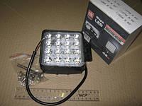 Фара LED дополнительная противотум. 48W  DK B2-48W-A-FOG LIGH
