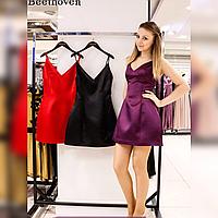 Клубное молодежное платье