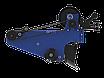 Картофелекопалка вибрационная транспортерная под мототрактор с гидравликой (Скаут), фото 5