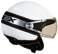 """Шлем Nexx  X60 ICE white Shiny  """"L"""", арт. 01X6000034"""