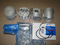 Поршень цилиндра  ВАЗ 2101 76,0 (Е) (поршень+палец+поршн.кольца) М/К (про-во АвтоВАЗ)