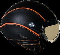 "Шлем Nexx  X60 VISION VINTAGE black/orange soft ""L"", арт. 01X6011025, фото 1"