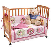 Одеяло Arya комплект для кроватки (CY2862-Garden), Размер 100x140