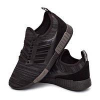 Мужские кроссовки Украина - черные