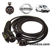 Зарядное устройство Nissan NV200 SE Van J1772-16A