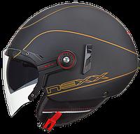 "Шлем Nexx X60 MERCURE  black/gold soft ""M"", арт. 01X6001156"