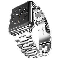 Браслет из нержавеющей стали для Apple Watch 38mm/ 42mm Silver