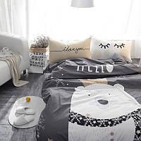 Комплект постельного белья Полярный король (полуторный) Berni, фото 1