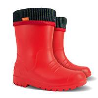 Резиновые сапоги для девочек DEMAR DINO красный