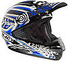 "Шлем HJC CSMX CHARGE MC2 black/blue/white ""L"", арт. 175602"