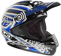 "Шлем HJC CSMX CHARGE MC2 black/blue/white ""L"", арт. 175602, фото 1"
