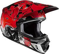 "Шлем HJC CSMX II GRAFFED MC1SF black/red ""M"", арт. 177171 (шт.)"