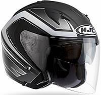 "Шлем HJC IS33 COMBI MC5F black\white ""L"", арт. 116405, фото 1"