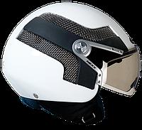 Шлем Nexx X60 Air летний white shiny, XL