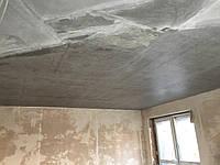 Шлифовка бетонного потолка в стиле лофт, полировка loft