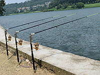 Самоподсекающая удочка FisherGoMan длинная 2,70 сантиметров