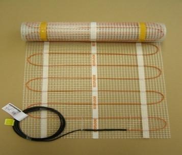 FENIX СМ 150W - мат для укладки под плитку, на основе двужильного греющего провода толщиной 2,7мм